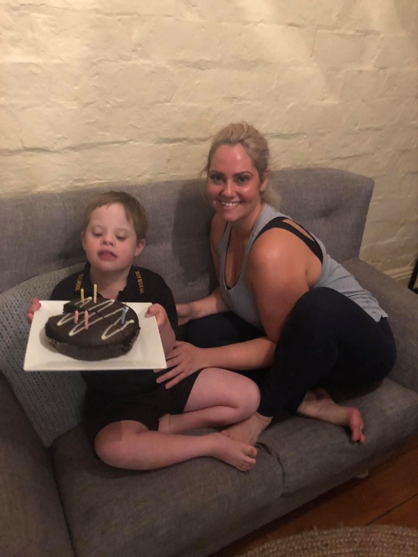 Au Pair In Inner City Brisbane