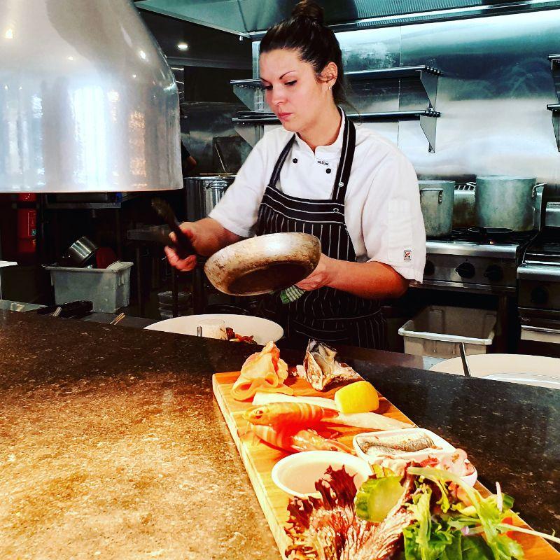 Chef - Live On Resort