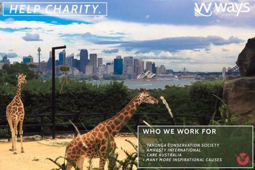 Roaming Team D2d Leader - Taronga Conservation Society