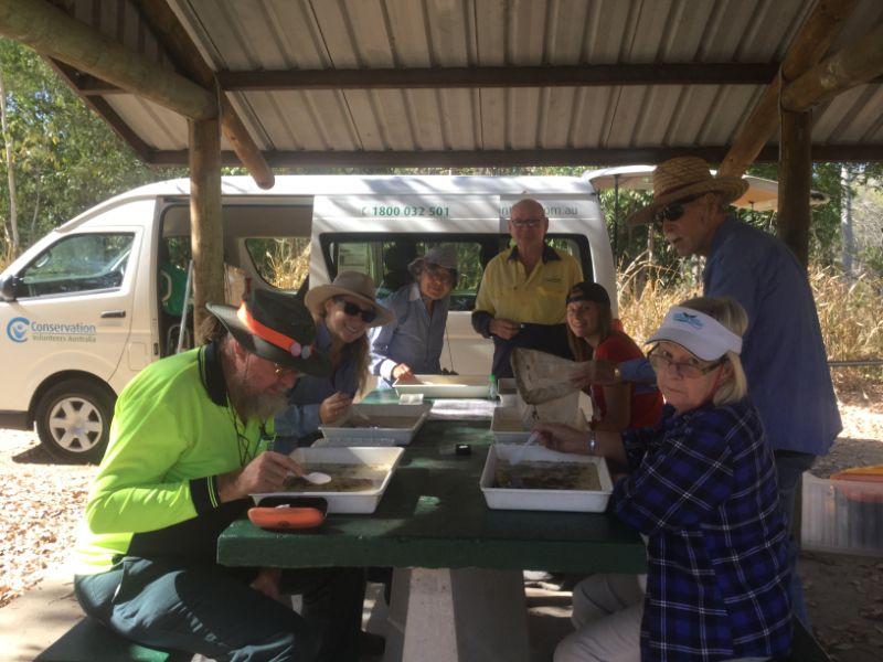Creekwatch Field Volunteer