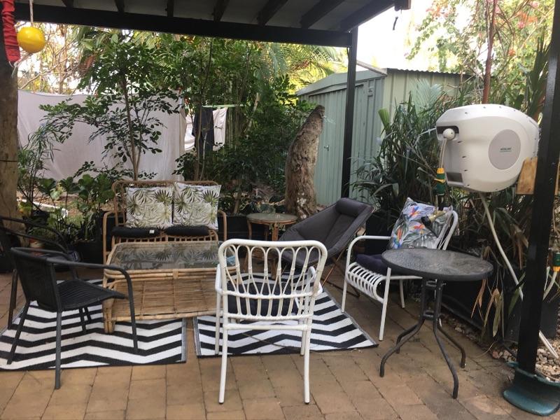 Short Stay Exchange For Some Garden Work