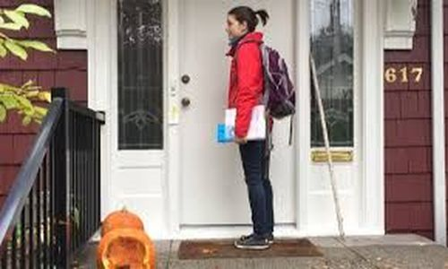 Door To Door  Canvasser (appointment Setters)