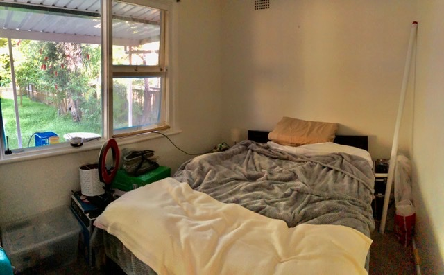 Double Room + Board + $500pw For Renovation Work