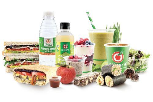Cafe - Hospitality - Customer Service - Healthy Fast Foood
