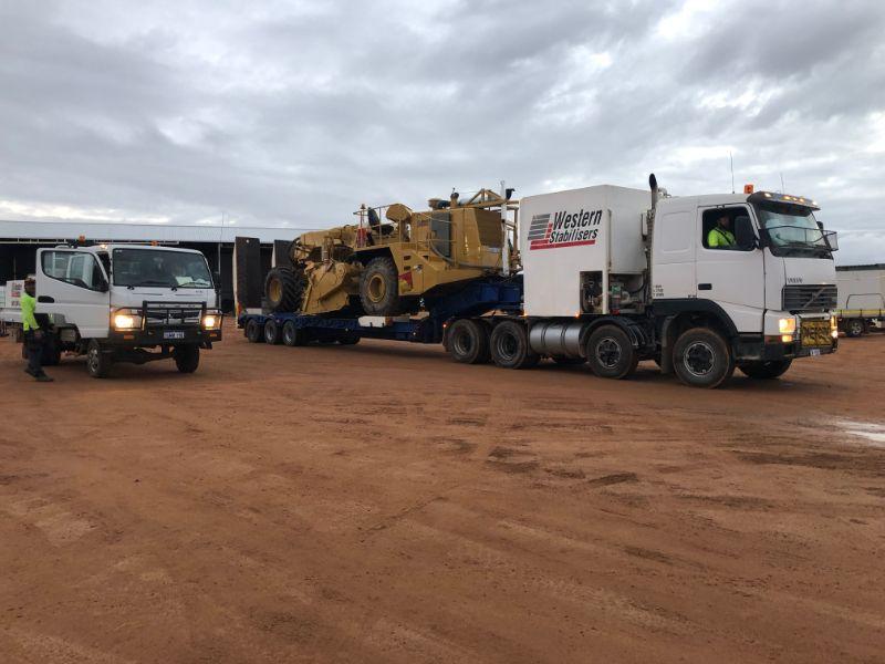 Mc / Water Truck Driver