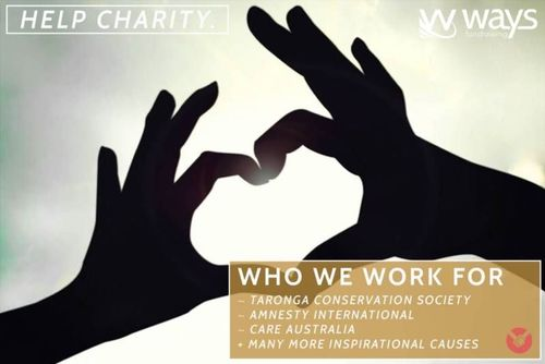 Amazing Opportunity - Face To Face Charity Fundraiser