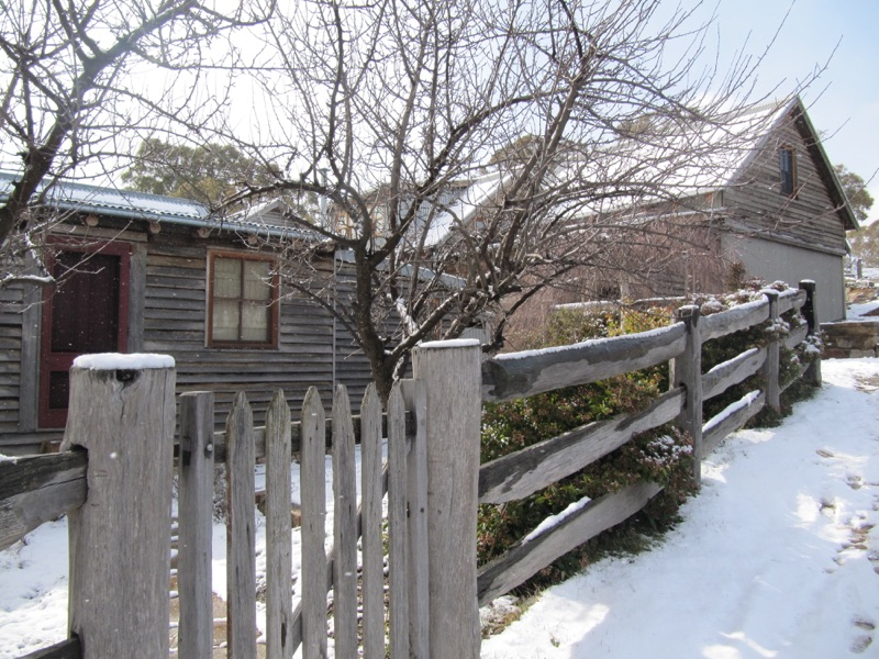 Hospitality Work On Boutique Farm Retreat In The Snow