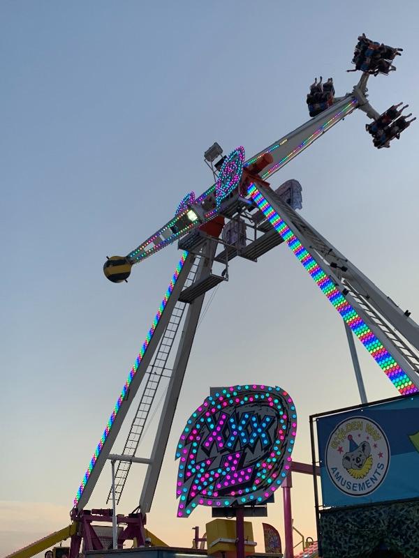Amusement Ride Attendants