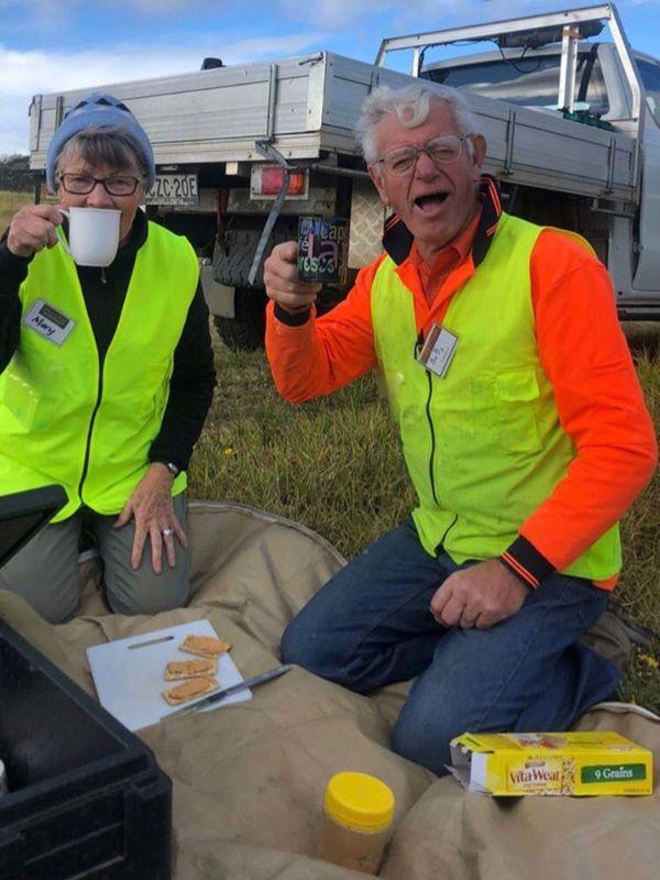Bushfire Recovery Volunteers - Blazeaid Cobargo