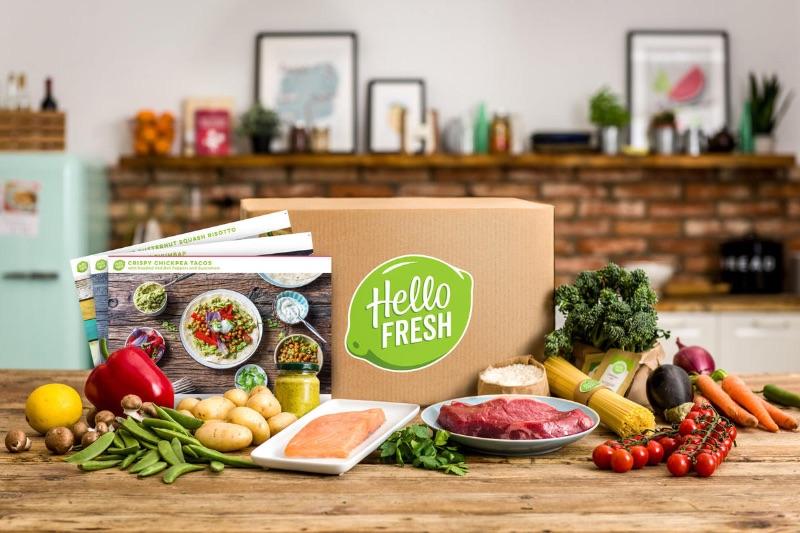 Hellofresh Brand Ambassador