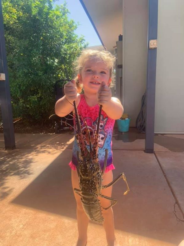 December/january Pilbara Aupair