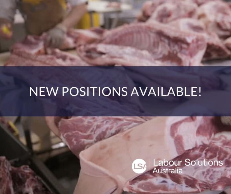 Meat Processors / Labourers