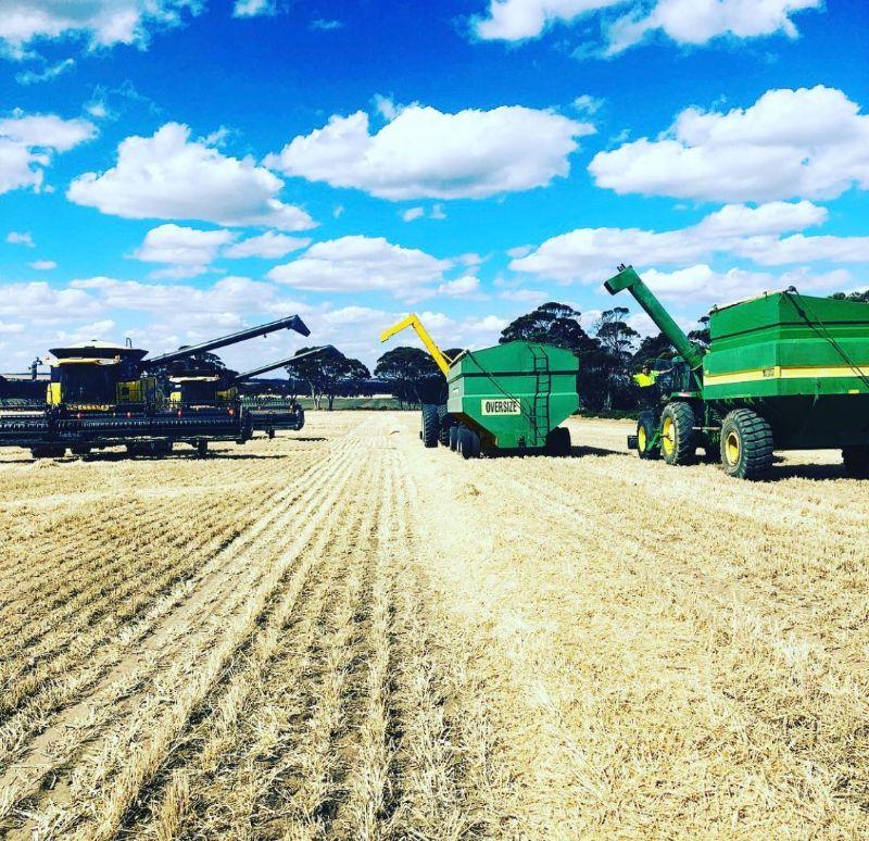 Header Operator/farmhand