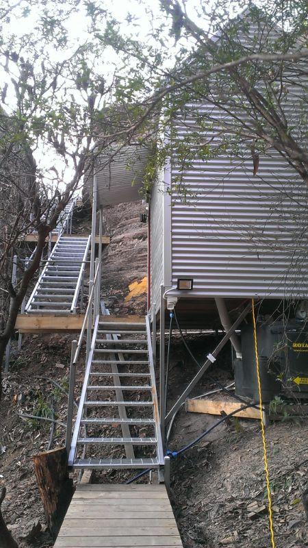Cave Track  Builder/labourer