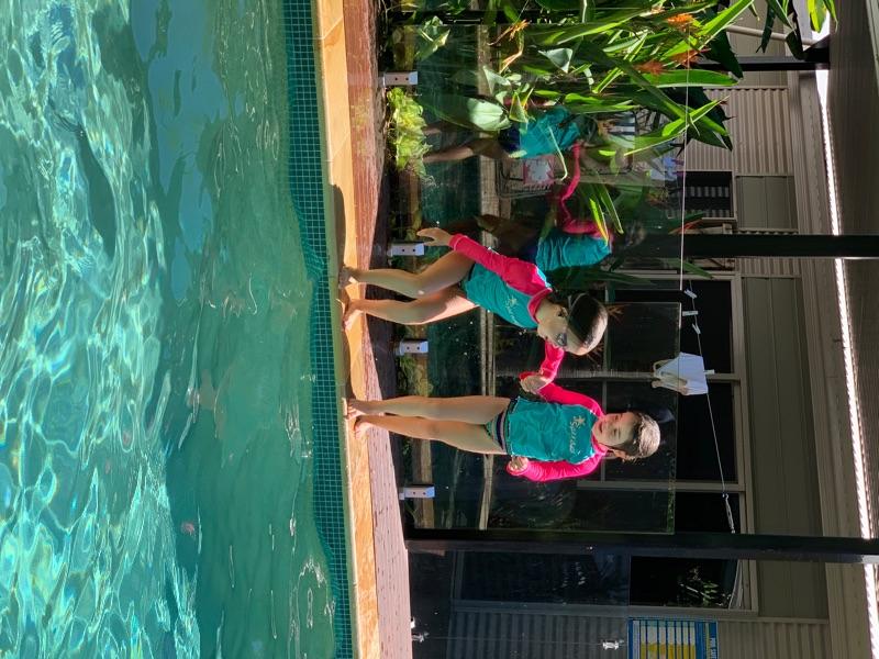 Au Pair In Tropical Paradise
