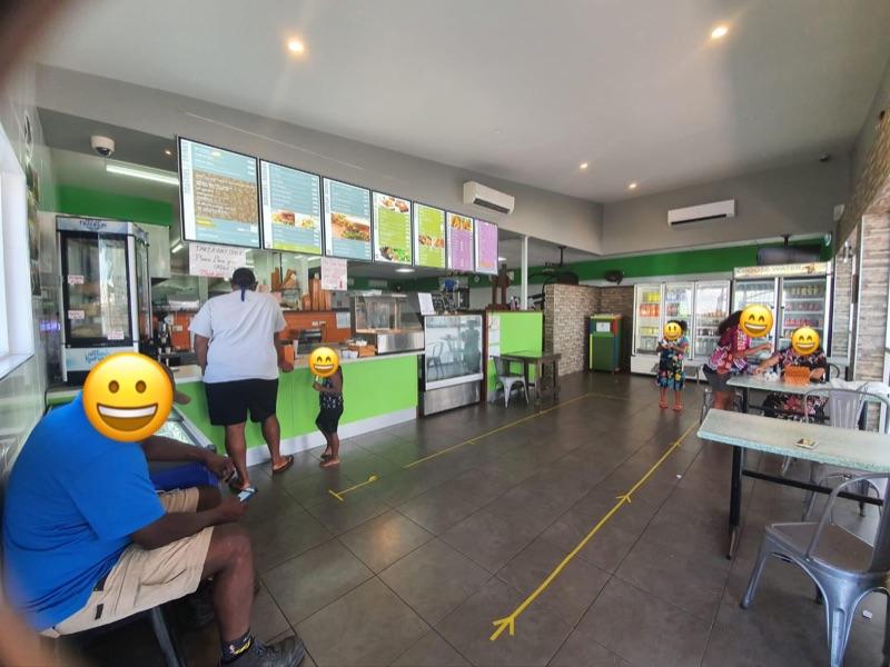 Kitchenhand / Cafe Service