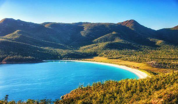 Work And Explore Tasmania!