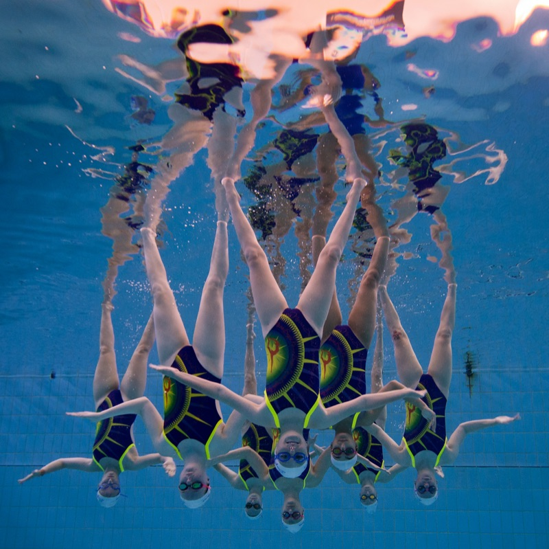 Synchronised Swimming Coach
