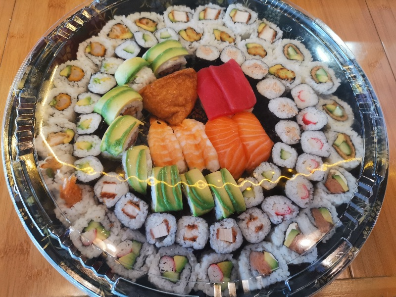 Sushi Worker