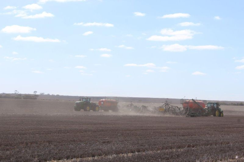 Seeding Casuals- Tractor Drivers