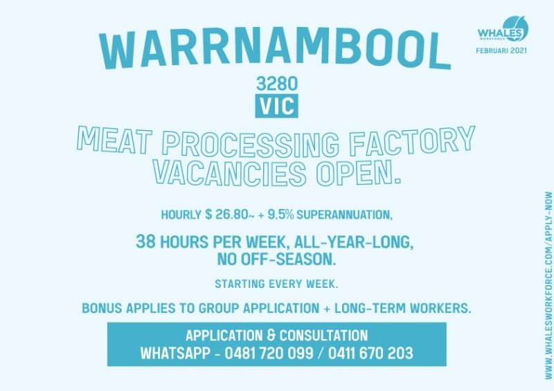 Meat Factory Jobs