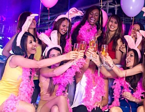 Fun, Fit & Energetic Waiters Needed For Bachelorette Parties & Other Events