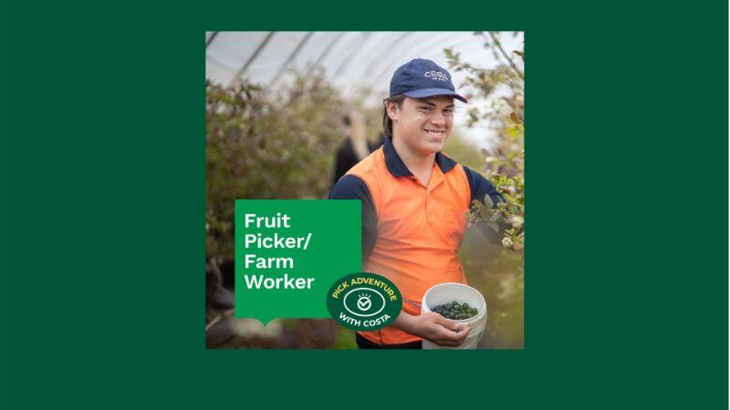 Farm Worker/fruit Picker - Corindi (21-22)