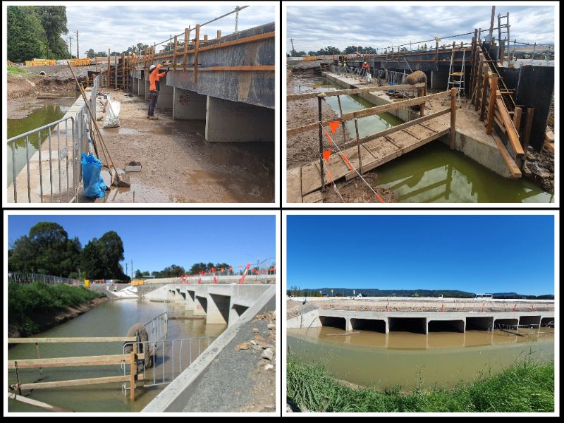 Civil Formwork Bridges And Roads