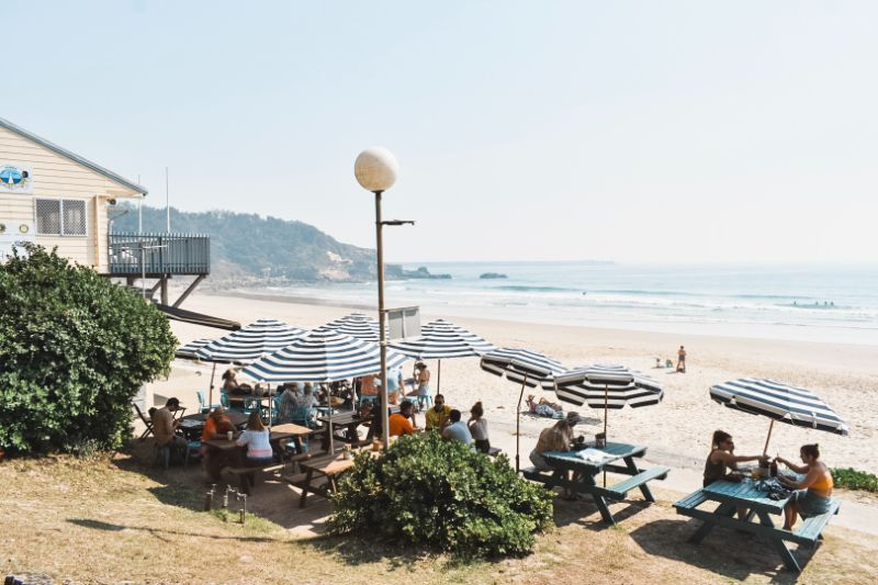 Hospitality Work - Beach Front Location