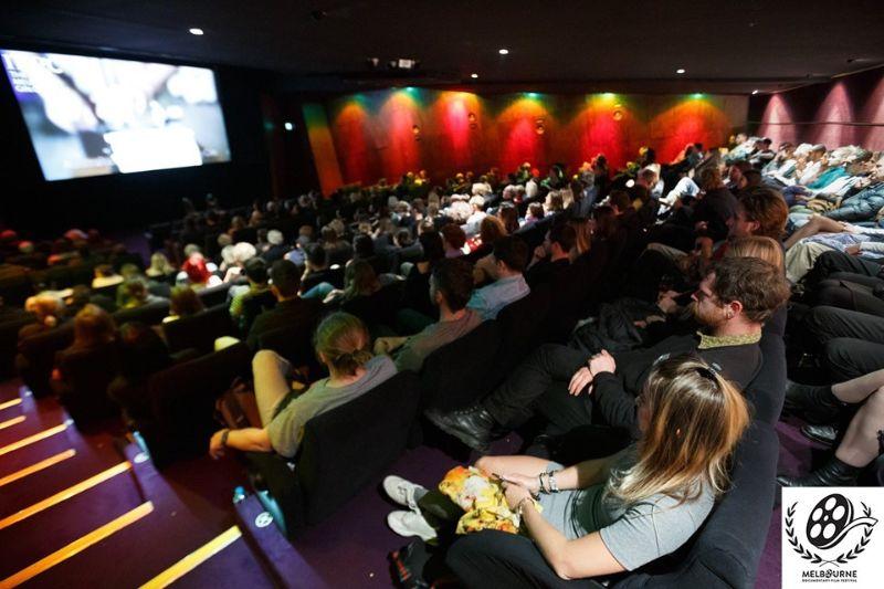 Volunteering @ The Melbourne Documentary Film Festival