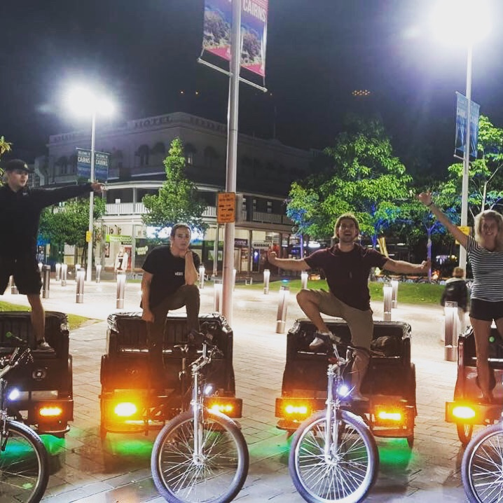 Pedicab Riders Wanted Same Day Interview Available