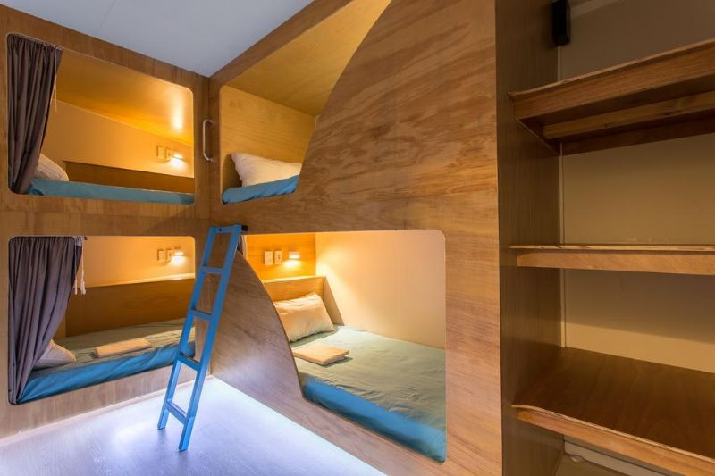 Hostel Recetion Auckland Nz