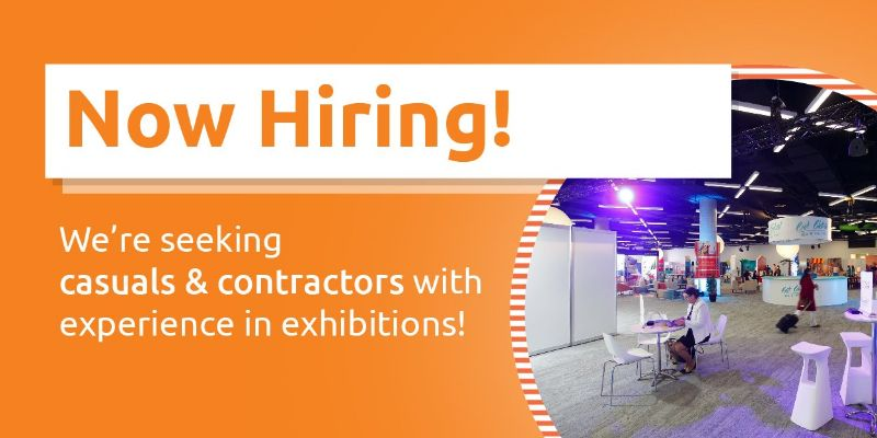 Casual Exhibition And Event Labour