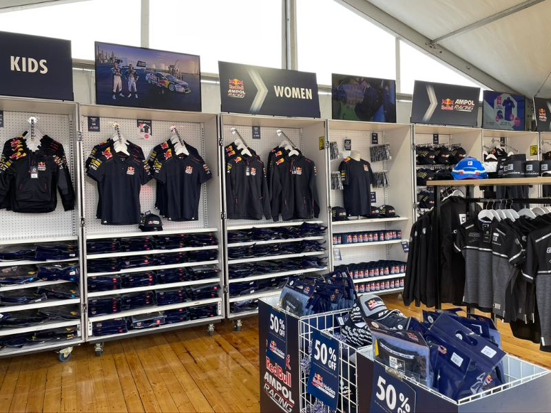 Retail Staff Required For Supercars Event At Winton Motor Raceway, Vic