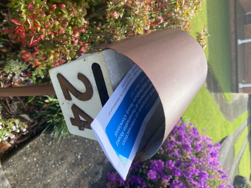 Letterbox Distributor