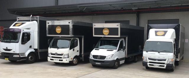 Driver / Offsiders Furniture Transport Sydney