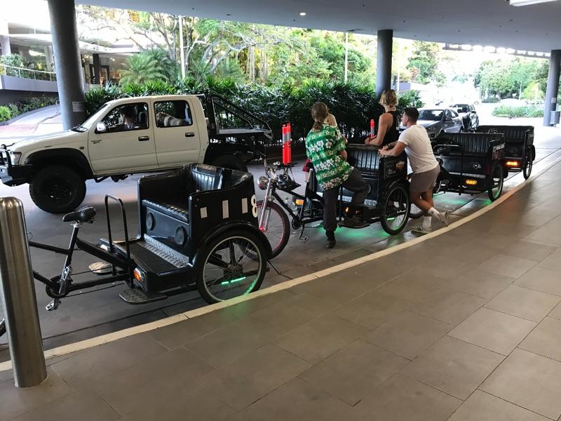 Pedicab Riders Wanted