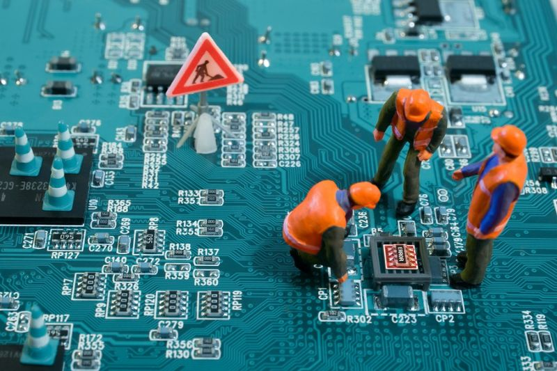 Electronics Repair Technician