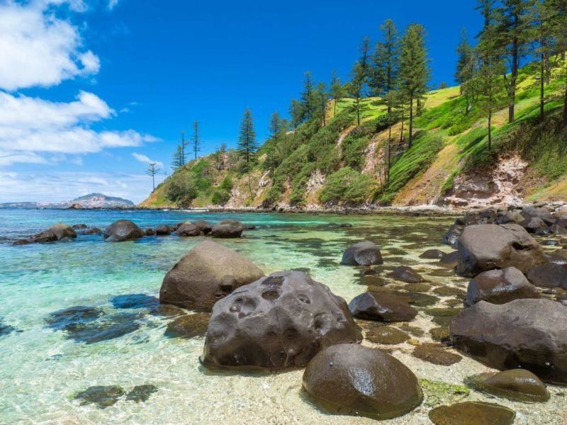 Live In Hospitality All Rounders Required Asap In Norfolk Island
