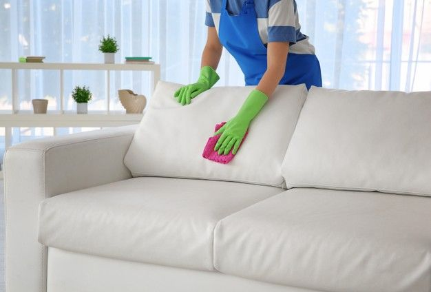 Vacuum Upholstery Cleaning Services