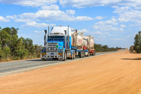 All-rounders-outback Queensland