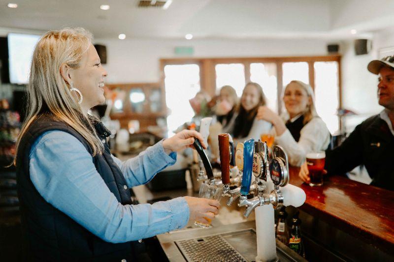 Full Time Casual Position At Fun Bush Pub (visa Extension)