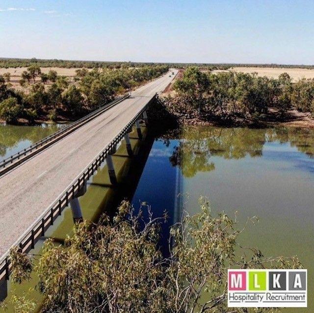 Kitchen Hand / All Rounder-spectacular Kimberley Region-remote Western Australia