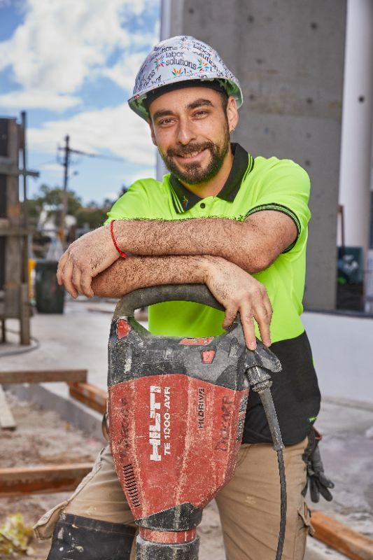 Skilled Builders Labourer