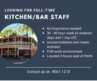 Kitchen / Bar Staff