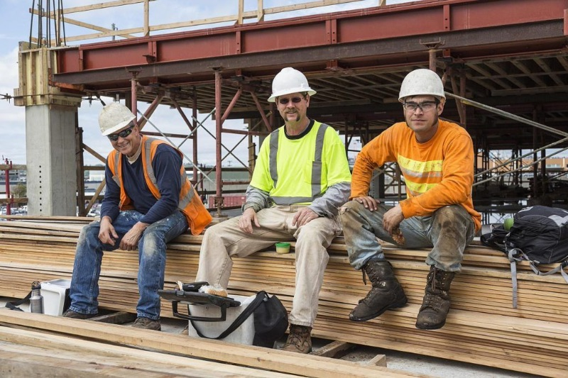 Skilled Construction Labourers
