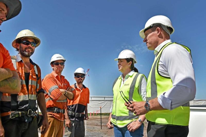 Construction/building Labourers