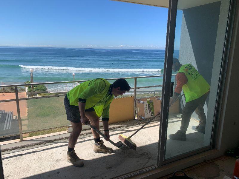 Construction Labourers