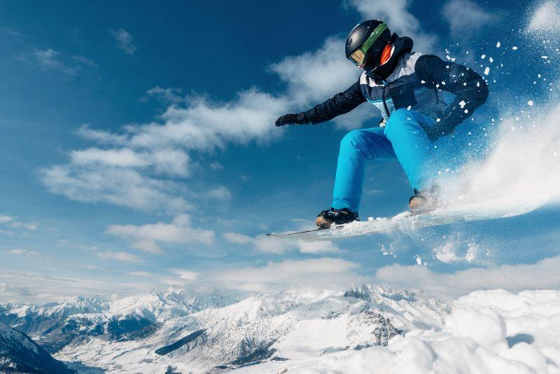 Ski Staff Required