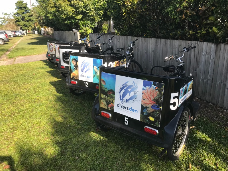 Pedicab Riders Wanted Cairns Qld